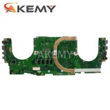 New For ASUS ZenBook Pro UX550VD UX550VW UX550V Laptop Motherboard REV:2.0 I5-7300 cpu and 1050TI GPU mainboard