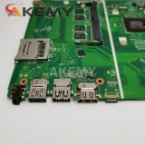 Akemy For ASUS X441BA  Laotop Mainboard X441B X441BA 90NB0I00-R00031 Motherboard with A9-9420 CPU  4G RAM