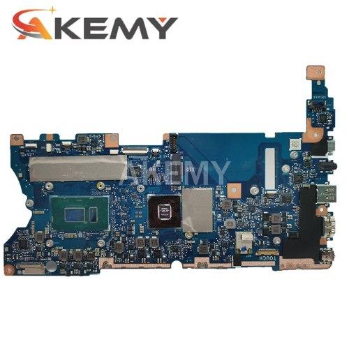 Akemy UX461UN Motherboard I5-8250 CPU 16GB RAM N17S-LG-A1 Mainboard REV2.1 For ASUS UX461UN UX461 UX461U Motherboard Test ok