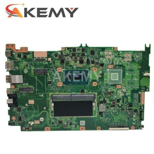 Akemy UX561UAR Motherboard  For ASUS ZenBook Flip UX561UA UX561UD Laotop Mainboard I5-8250U 8G RAM Tested free shipping