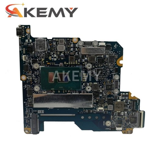 Akemy UX390UAK Motherboard  For ASUS UX390U  UX390UA UX390UAK Laotop Mainboard with  I7-7500 CPU 8G RAM