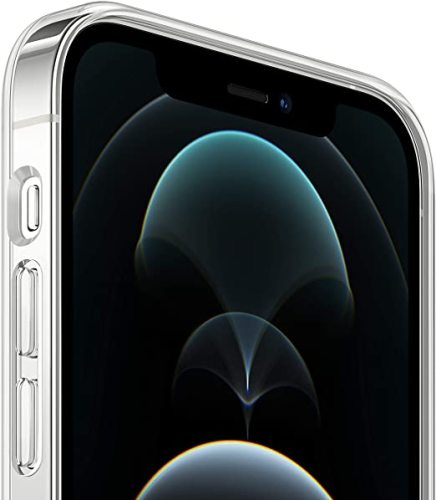 Clear Case (for iPhone 12   12 Pro)
