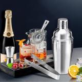 All In One Cocktail Shaker Bartender Kit 10 pcs