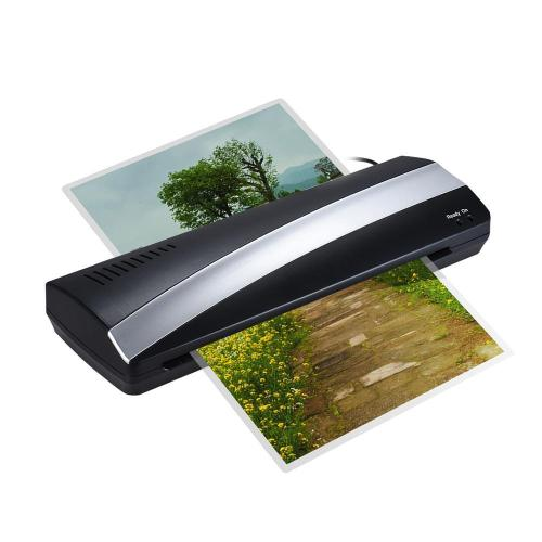 Deluxe Table Top Thermal Sheet Laminator Machine