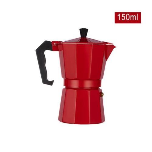 Aluminum Stovetop Moka Coffee Maker Espresso Pot