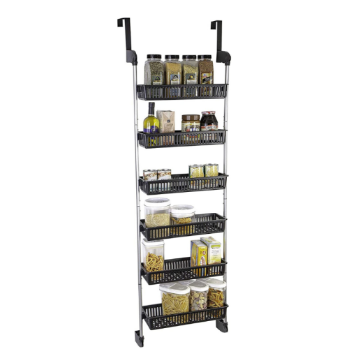 Large Over The Door Kitchen Pantry Spice Organizer Rack