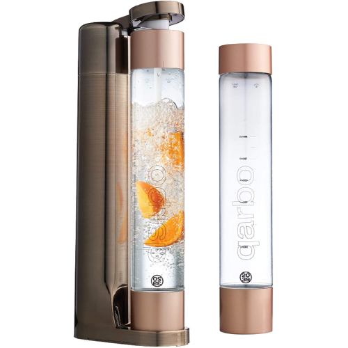Premium Home Sparkling Water Carbonator Soda Machine