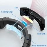 2020 HOT!Portable Neck Air Conditioner Mini AC Unit Fan
