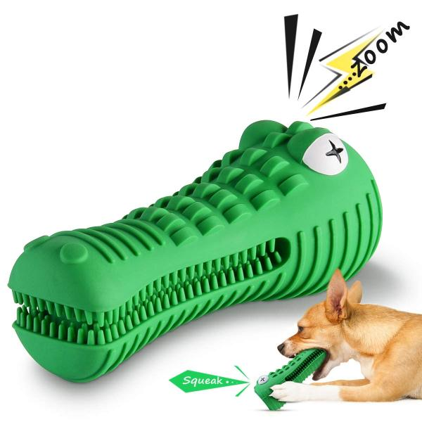 Pets Training Toys Tough Dental Chews Teething Cleaning