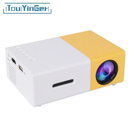 Mini Portable LED Pocket Projector