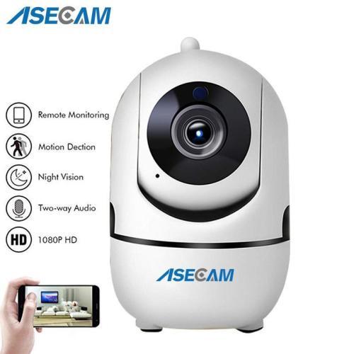 Auto Tracking Home Security Camera