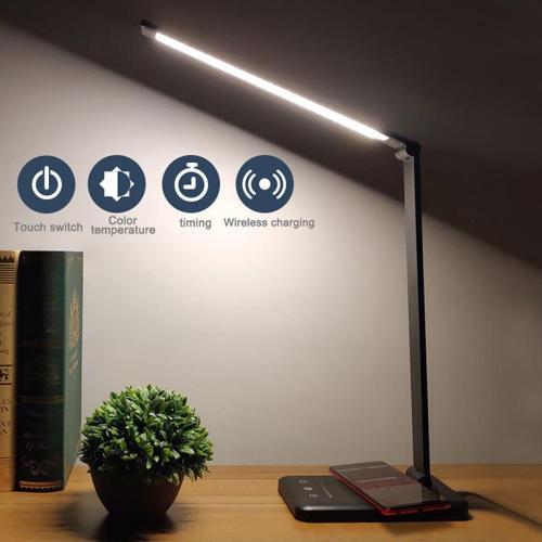 LED Desk Lamp Dimmable Eye-Caring Office Lamp