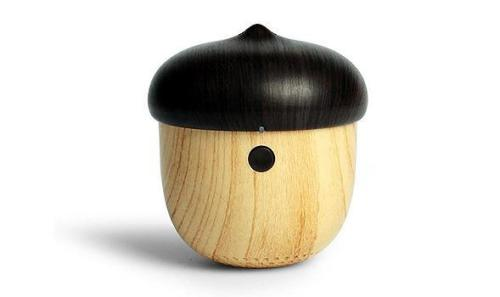 Portable Mini Acorn Speakers