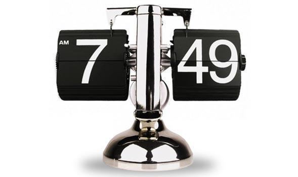 Retro Large Display Auto Flip Clock