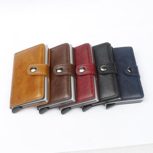 RFID Protect Shield Wallet
