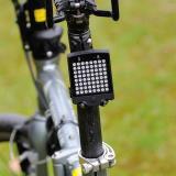 LED Bicycle Wireless Turn Light Indicator Taillight