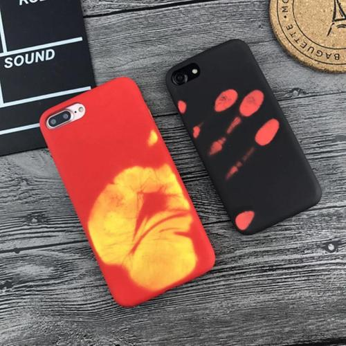 Color Changing Thermal Case (For iPhone)