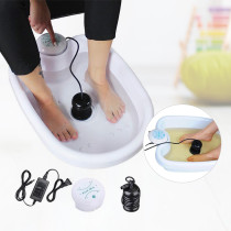 Ionic Detox Foot Bath Spa Tub Pedicure Health Relax