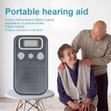 MagicEar™ Personal Sound Booster Personal Ear Digital Hearing Aid Sound Hearing Amplifier