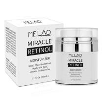 Retinol Moisturizer Miracle Cream with Retinol, Hyaluronic Acid