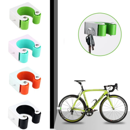 Bicycle Rack Storage for Mountain Bike or Road Bike