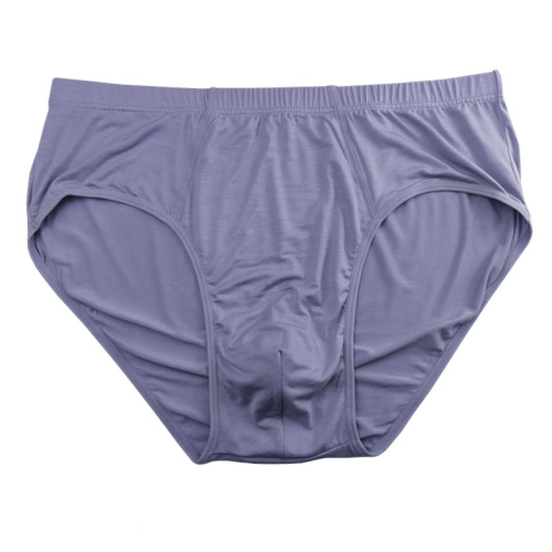 Men's Large Size Briefs Loose and Simple