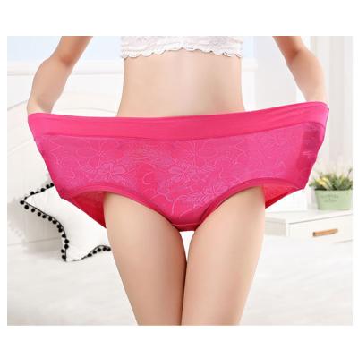 2020 New Super Viscose Women High Waist Panties