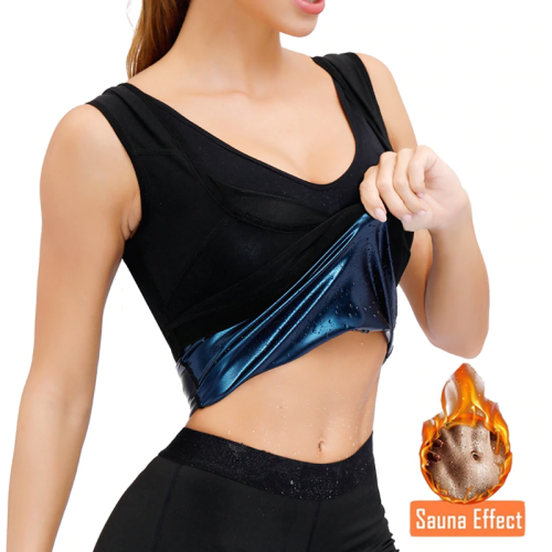 Neoprene Sweat Sauna Vest Body Shapers Vest