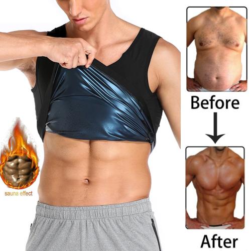 Neoprene Sweat Sauna Vest Body Shapers Vest