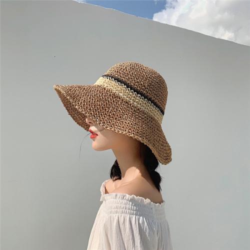 Women's  Foldable Bohemian Beach Hat