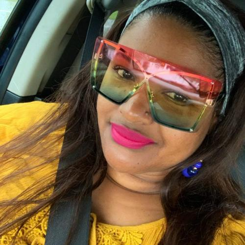 New Luxury Gradient Sunglasses