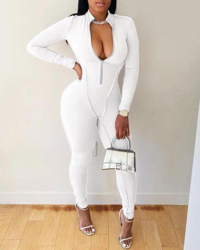 Home Wear Sports Jumpsuit
