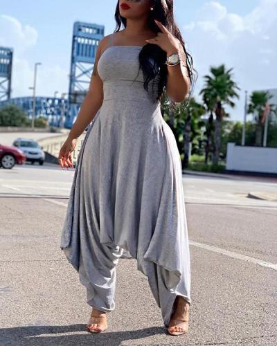Cami Asymmetric Jumpsuit