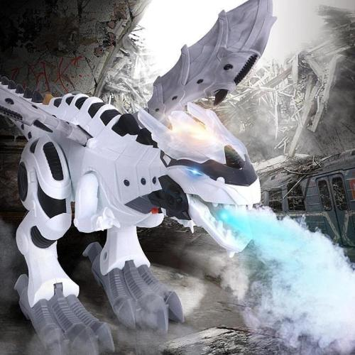 60% OFF 🎁Walking Dinosaur-Dragon Hybrid Toy