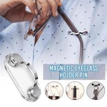 Multifunction Magnetic Eyeglass Holder