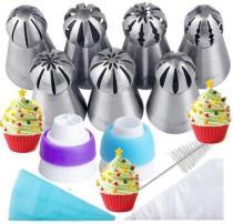 Cake Decor Piping Tips