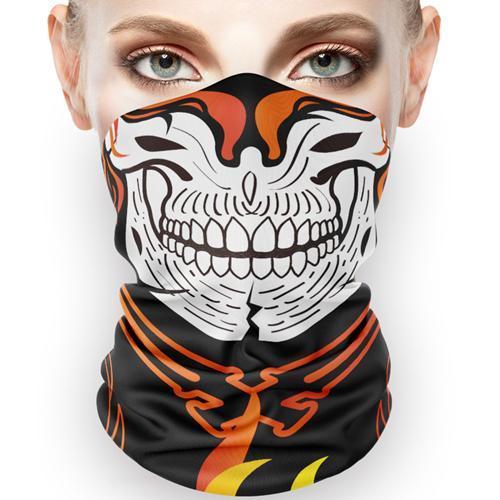 Halloween Style Face Shield
