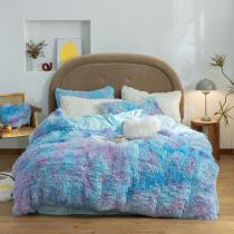 Fluffy Blanket With Pillow Cover 3 Pieces Set(Free shipping🔥)