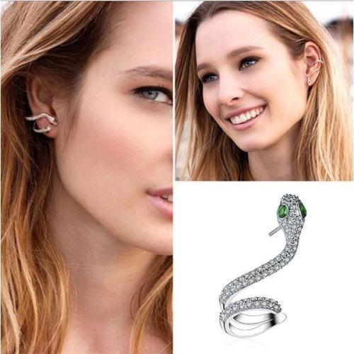 Jewelry Snake Climbers Earrings