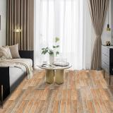 3D Wood Floor Self-adhesive Wall Stickers