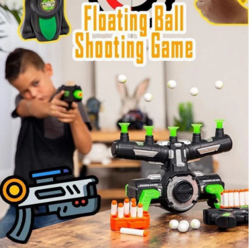 Floating Ball Shooting Game