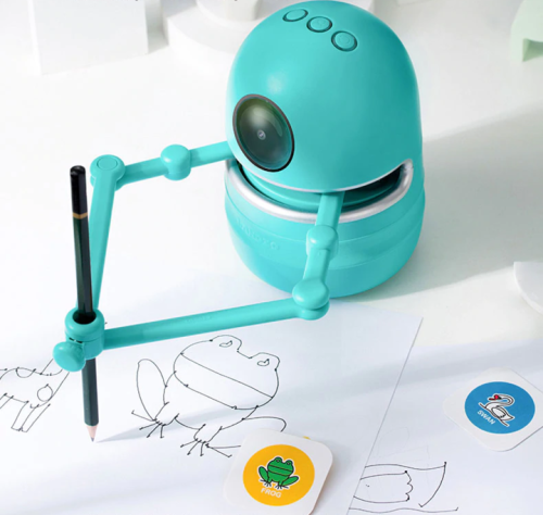 Drawing robot for children