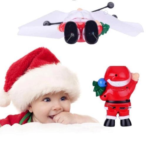 Santa Claus Induction Aircraft