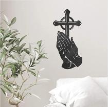 Home Wallpaper Decoration Peace Prayer Sticker
