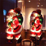 Christmas cupboard lamp