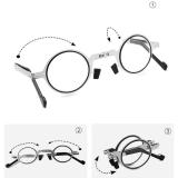 Ultra Lightweight Anti Blue Light Foldable Reading Glasses