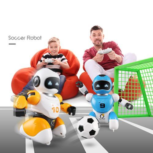 Smart Remote Control Play Soccer Robot