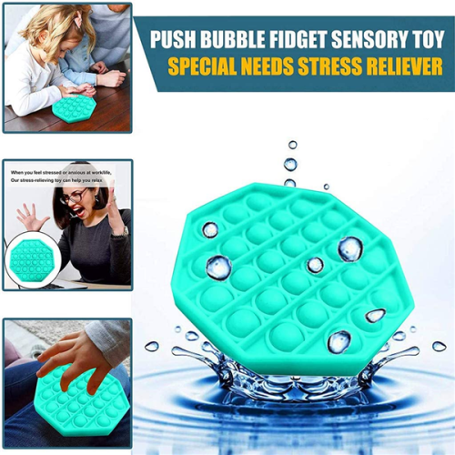 Push Bubble Fidget Sensory Toy