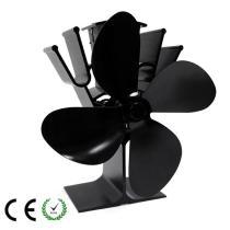 Eco 4 Blade Heat Powered Stove Fan