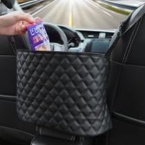 Premium Car Seat Storage Bag & Net